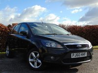USED 2010 60 FORD FOCUS 1.6 ZETEC TDCI 5d BU NOW PAY NOTHING FOR 6 MONTHS