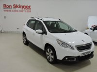 USED 2014 63 PEUGEOT 2008 1.6 E-HDI ACTIVE FAP 5d 92 BHP
