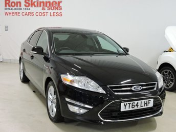 2014 FORD MONDEO}