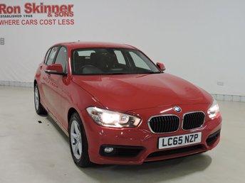 2015 BMW 1 SERIES}