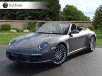 USED 2010 60 PORSCHE 911 3.6 CARRERA 4 PDK 2d 345 BHP