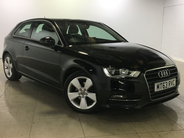 View our 2013 63 AUDI A3 1.6 TDI SPORT 3d 104 BHP