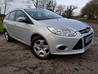 USED 2013 13 FORD FOCUS 1.6 EDGE ECONETIC TDCI 5d 104 BHP
