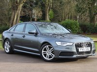 USED 2011 61 AUDI A6 2.0 TDI S LINE 4d 175 BHP £250 PCM With £1299 Deposit