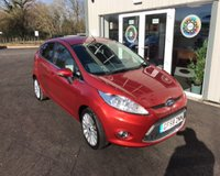 USED 2009 58 FORD FIESTA 1.4 TITANIUM THIS VEHICLE IS AT SITE 1 - TO VIEW CALL US ON 01903 892224