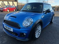 USED 2011 11 MINI HATCH JOHN COOPER WORKS 1.6 JOHN COOPER WORKS 3d 211 BHP