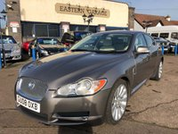 2008 JAGUAR XF 2.7 PREMIUM LUXURY V6 4d AUTO 204 BHP £SOLD