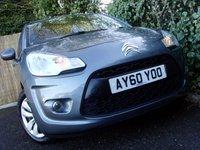 2010 CITROEN C3 1.1 VT 5d 60 BHP £3699.00