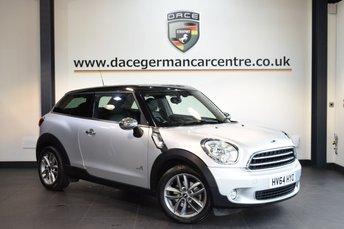 2015 MINI PACEMAN 1.6 COOPER ALL4 3DR CHILI PACK 121 BHP £9640.00