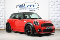 USED 2012 12 MINI HATCH JOHN COOPER WORKS 1.6 JOHN COOPER WORKS 3d 211 BHP MASSIVE SPEC: CHILLI PACK + MEDIA PACK + LEATHER LOUNGE + PANORAMIC ROOF + DARKENED REAR GLASS + CHROME INTERIOR LINE + FULL MINI SERVICE HISTORY + 211 BHP - WHAT A CAR!!!
