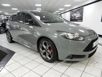 USED 2013 13 FORD FOCUS 2.0 ST-2 5d 300 BHP UPGRADE EXHAUST 300 BHP! BTA