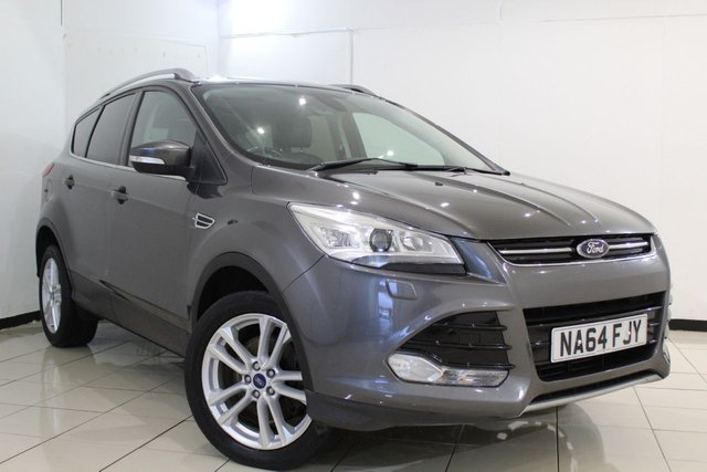 View our 2014 64 FORD KUGA 2.0 TITANIUM X TDCI 5DR 177 BHP