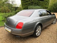 USED 2012 12 BENTLEY CONTINENTAL FLYING SPUR 6.0 FLYING SPUR 4d 552 BHP