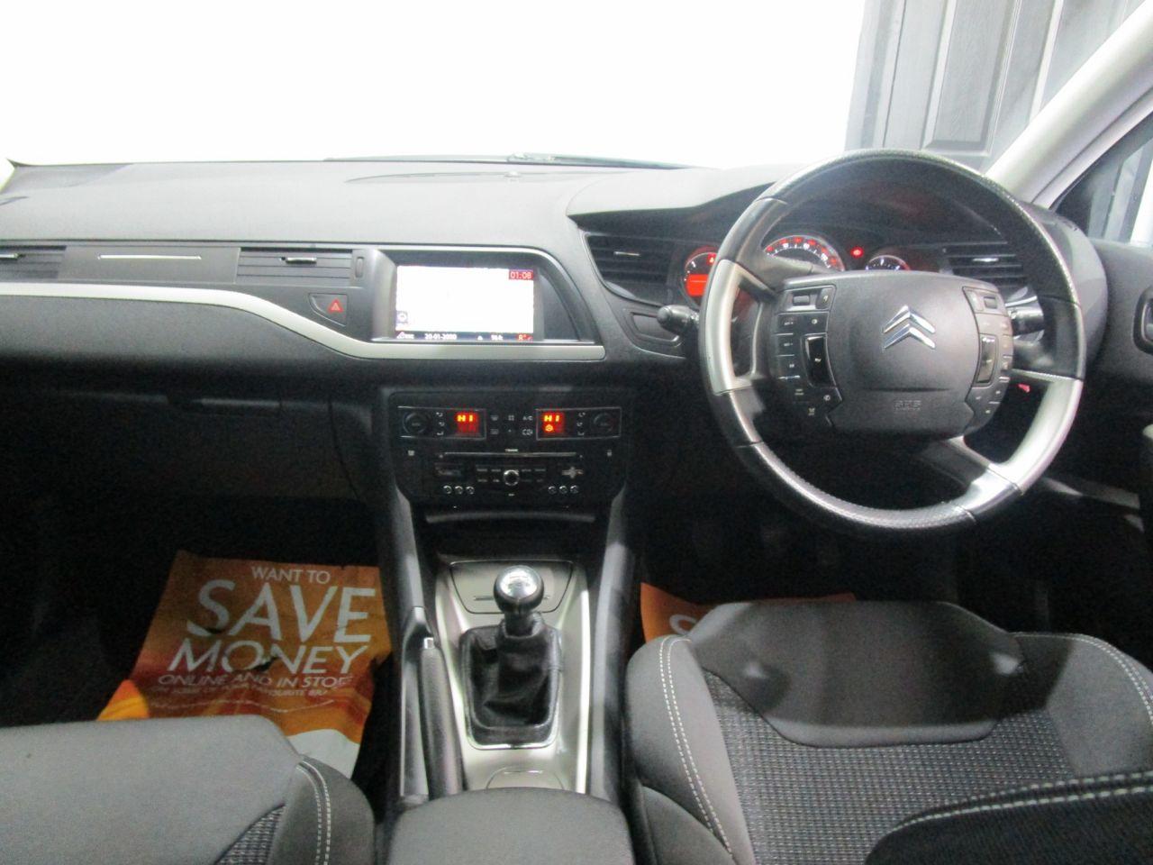 2009 Citroen C5 VTR Plus HDI Nav £3,490