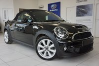 2014 MINI ROADSTER 2.0 COOPER SD 2d 141 BHP £9990.00
