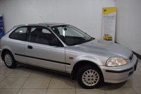 USED 1997 HONDA CIVIC 1.4 I 3d 89 BHP