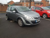 USED 2012 VAUXHALL CORSA Exclusive AC AUTOMATIC AUTOMATIC WITH LOW CO2 EMISSIONS!..EXCELLENT FUEL ECONOMY!..LOW CO2 EMISSIONS(125G/KM)..LOW ROAD TAX!..FULL HISTORY..ONLY 20801 MILES FROM NEW!