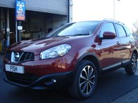 USED 2011 61 NISSAN QASHQAI+2 1.5 N-TEC PLUS 2 DCI 5d 110BHP FSH 5STAMPS+2KEYS+PAN SUNROOF+