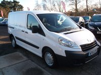 USED 2015 15 PEUGEOT EXPERT 2.0 HDI 1000 L1H1 PROFESSIONAL 1d 128 BHP **Economical  -  Great Spec - FSH - Excellent van  - Drives superbly**