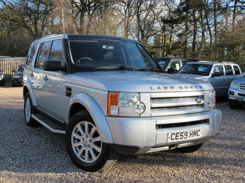 2009 LAND ROVER DISCOVERY 2.7 3 TDV6 GS 5d AUTO 188 BHP £11490.00