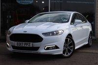 2017 FORD MONDEO 2.0 ST-LINE TDCI 5d AUTO 177 BHP £17395.00