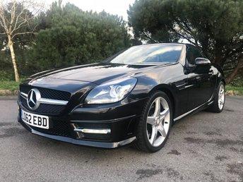 2012 MERCEDES-BENZ SLK 2.1 SLK250 CDI BLUEEFFICIENCY AMG SPORT 2d AUTO 204 BHP £13495.00