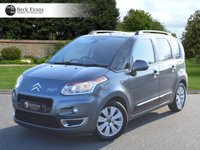 USED 2012 12 CITROEN C3 PICASSO 1.6 PICASSO EXCLUSIVE HDI 5d 90 BHP
