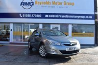 USED 2011 61 VAUXHALL ASTRA 2.0 ELITE CDTI S/S 5d 163 BHP THE CAR FINANCE SPECIALIST