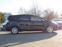 USED 2014 14 TOYOTA PRIUS PLUS 1.8 ICON 5d AUTO 99 BHP AUTOMATIC HYBRID, 7 SEATS, CONGESTION CHARGE EXEMPT