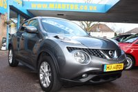 USED 2014 64 NISSAN JUKE 1.2 ACENTA PREMIUM DIG-T 5dr 115 BHP LOW RATE FINANCE AVAILABLE 9.2% APR