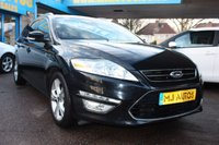 USED 2014 64 FORD MONDEO 1.6 TITANIUM X BUSINESS EDITION TDCI START/STOP 5dr 114 BHP LOW RATE FINANCE 9.2% APR