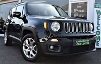 2015 JEEP RENEGADE 1.4 LONGITUDE 5d 138 BHP STOP/START £12490.00