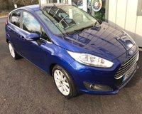 USED 2016 65 FORD FIESTA 1.0 TITANIUM ECOBOOST (125PS) THIS VEHICLE IS AT SITE 1 - TO VIEW CALL US ON 01903 892224