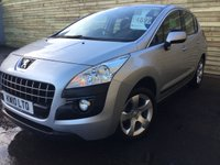USED 2010 10 PEUGEOT 3008 1.6 SPORT HDI 5d 1 PREVIOUS OWNER