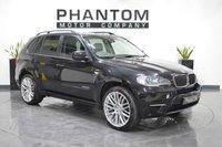 2012 BMW X5 3.0 XDRIVE30D SE 5d AUTO 241 BHP £18490.00