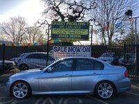 2010 BMW 3 SERIES 2.0 318I M SPORT 4d AUTO 141 BHP £5499.00