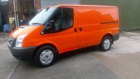 2013 FORD TRANSIT 2.2 330 LR 1d 99 BHP 1 OWNER F/S/H X RAC / 12 MONTHS WARRANTY COVER ////// £SOLD