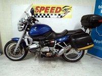 USED 2000 W BMW R 850 R