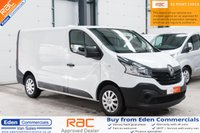2016 RENAULT TRAFIC 1.6 SL27 BUSINESS ENERGY DCI S/R P/V 1d 120 BHP *3 YEARS RENAULT WARRANTY* £10750.00