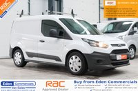 2013 FORD TRANSIT CONNECT 1.6 200 P/V 1d 74 BHP £5995.00
