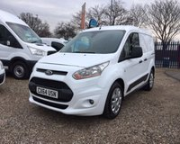 2015 FORD TRANSIT CONNECT 1.6 200 TREND P/V PANEL VAN £6700.00