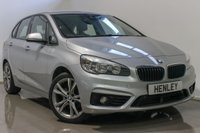 USED 2014 64 BMW 2 SERIES 2.0 218D SPORT ACTIVE TOURER 5d 148 BHP