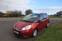 2010 CITROEN C4 GRAND PICASSO 1.6 VTR PLUS HDI 7 Seater,F.S.H,Air Con,Cruise Control £4450.00