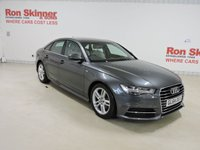 USED 2014 64 AUDI A6 2.0 TDI ULTRA S LINE 4d AUTO 188 BHP with heated front seats