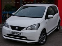 2014 SEAT MII 1.0 I-TECH 3d 60 BHP £5383.00