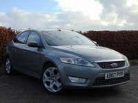 USED 2007 07 FORD MONDEO 1.8 TITANIUM X TDCI 5d  12 MONTHS FREE AA MEMBERSHIP