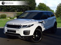 USED 2015 65 LAND ROVER RANGE ROVER EVOQUE 2.0 TD4 SE 5d AUTO 177 BHP PANORAMIC SUNROOF  VAT QUALIFYING  LOW MILEAGE AUTOMATIC PANORAMIC SUNROOF