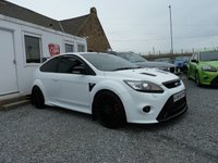 2010 FORD FOCUS RS 2.5 STAGE 4 BLUEFIN 3dr ( 450 bhp ) £24995.00
