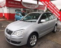 USED 2009 09 VOLKSWAGEN POLO 1.4 MATCH 5d 79 BHP