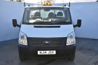 2014 FORD TRANSIT 2.2 350 DRW 1d 99 BHP £11995.00